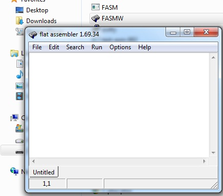 Programming with FASM – first steps   – free-tutorials org